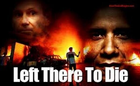 Left To Die Benghazi
