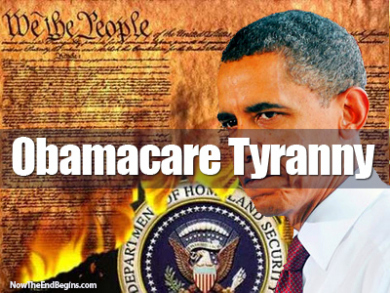Obamacare Tyranny