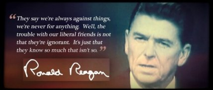 Reagan Liberal Friends