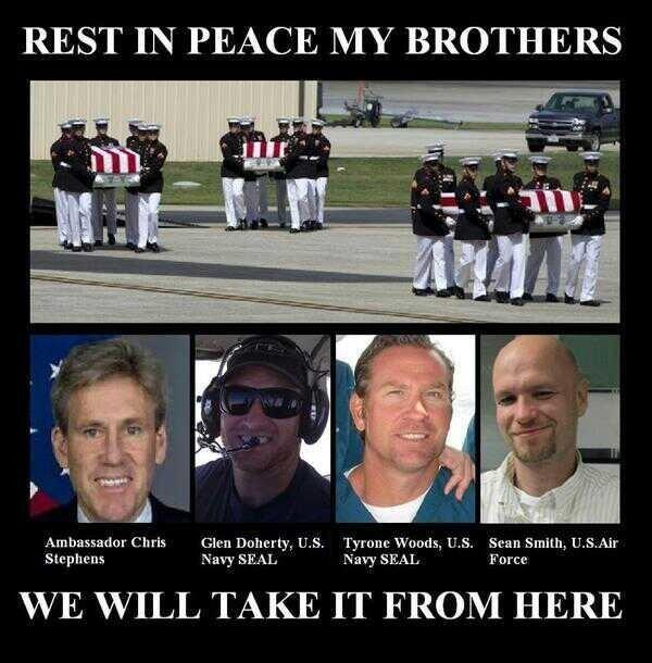 Rest In Peace Benghazi