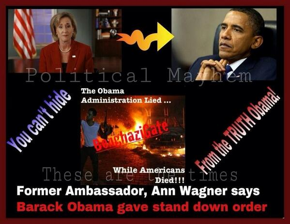 Stand Down Order Benghazi