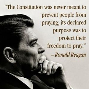 Reagan Prayer